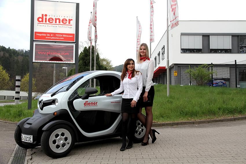Unser Azubi Auto: Renault Twizy
